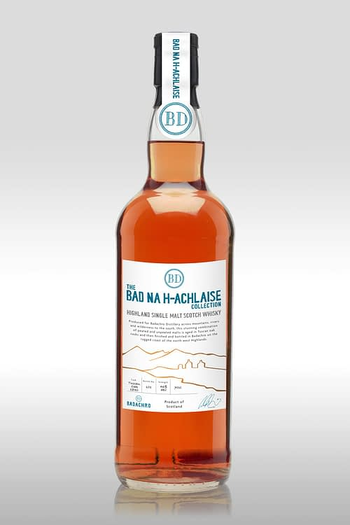 Bad na h-Achlaise Highland Single Malt Scotch Whisky