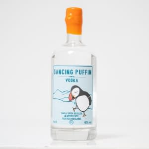 dancing puffin vodka